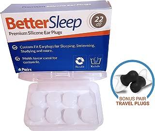 Best better sleep earplugs Reviews