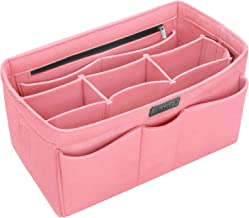 Felt Insert Bag Organizer Bag In Bag, Ropch Purse Organizer Insert Handbag Purse Organizer fits LV Speedy, LV Neverfull
