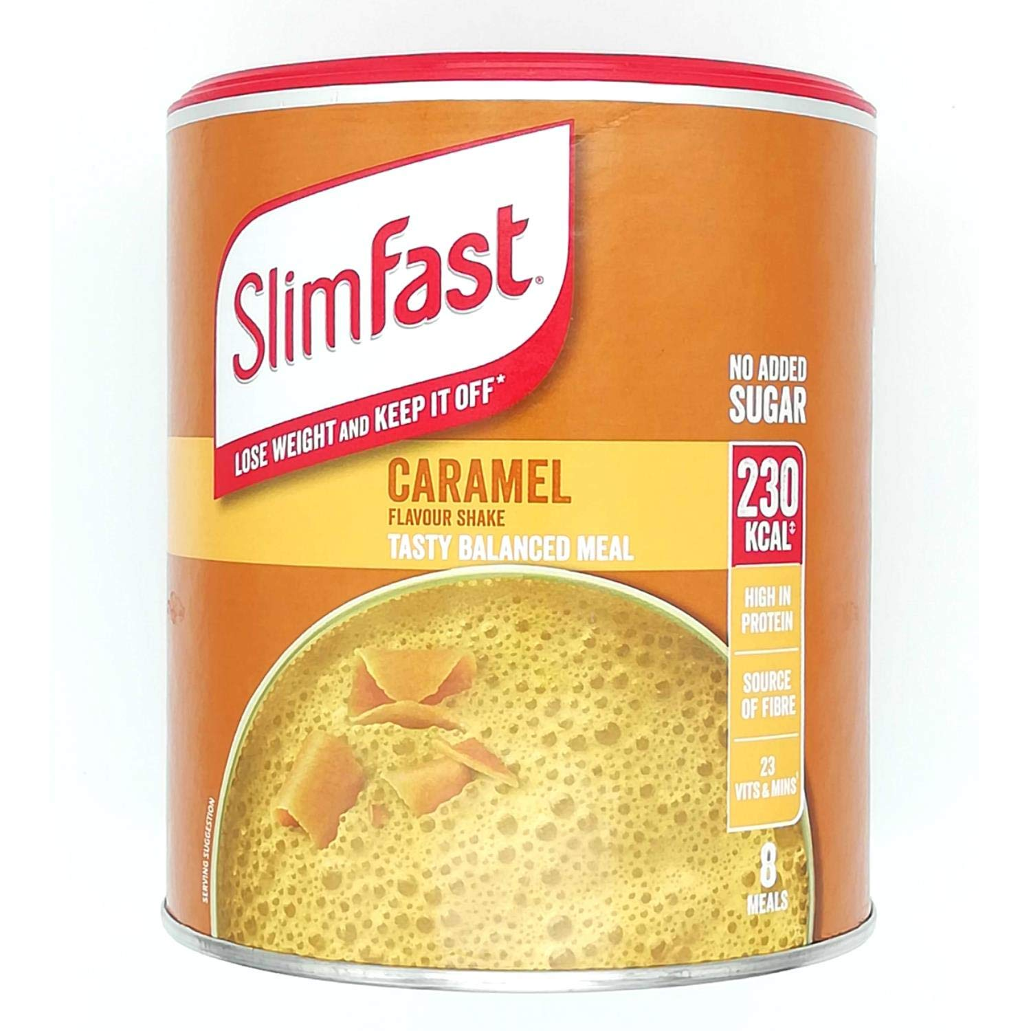 Slimfast Caramel 292g Meal Shake 1 year warranty Can caramel you help Cheap mail order specialty store flavour