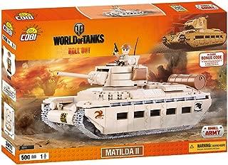 COBI 3011 Matilda Tank Model