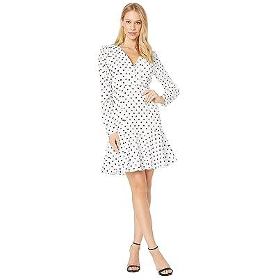 Yumi Kim Spot On Dress (Swing Dot White) Women