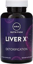 MRM LiverX with BioSorb, Vegetarian Caps 60 vegetarian caps