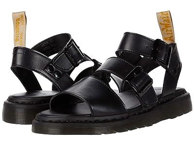 Dr. Martens Vegan Gryphon (Black) Shoes