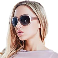 Polarized Sunglasses for Women, AkoaDa UV400 Lens Sunglasses for Female Ladies Fashionwear Pop...