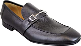 Horsebit Black Leather Loafer 253302 1000 (14.5 G / 15.5 US)