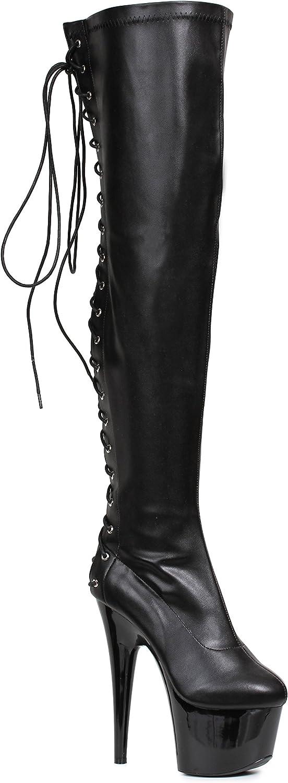 Ellie 6 Thigh High Boot
