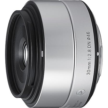 SIGMA 単焦点レンズ Art 30mm F2.8 DN シルバー マイクロフォーサーズ用 ミラーレスカメラ専用 929718