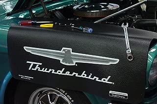 CarBeyondStore Ford Thunderbird Black Grip Fender Cover