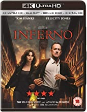 Inferno [4K Ultra HD + Blu-ray]