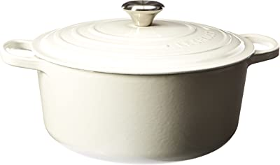 Amazon.com: Crofton Professional Enameled Cast Iron 4 Liter Dutch ...