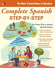 step by step learning spanish