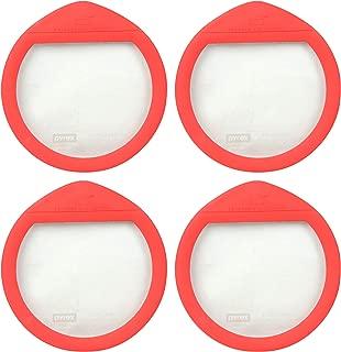 Best pyrex 4 cup no leak replacement lid Reviews