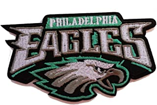 Philadelphia Eagles Shield Super Bowl Champs Iron On Logo Patch