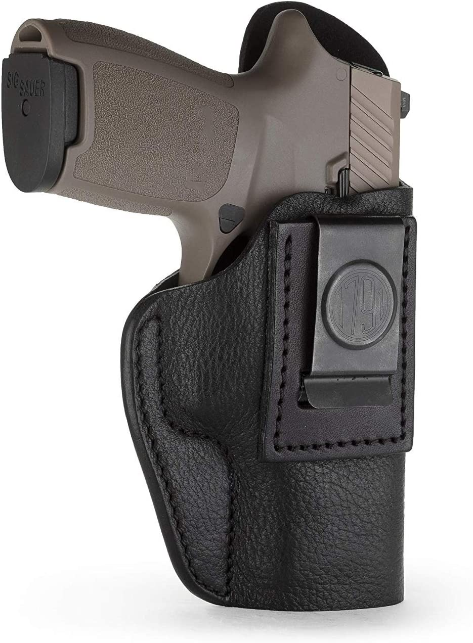 1791 GUNLEATHER P320c Leather Holster - Comfortable IWB CCW Hols