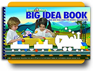 MIGHTY MIND SuperMightyMind's Big IDEA Book