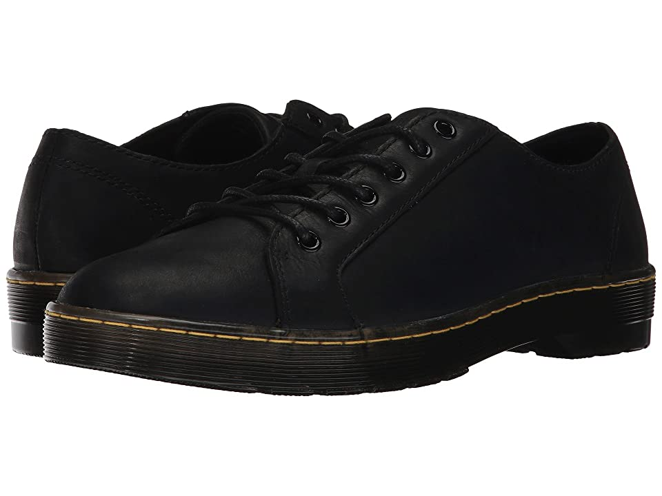 Dr. Martens Wilbur LTT Shoe (Black Wyoming) Men