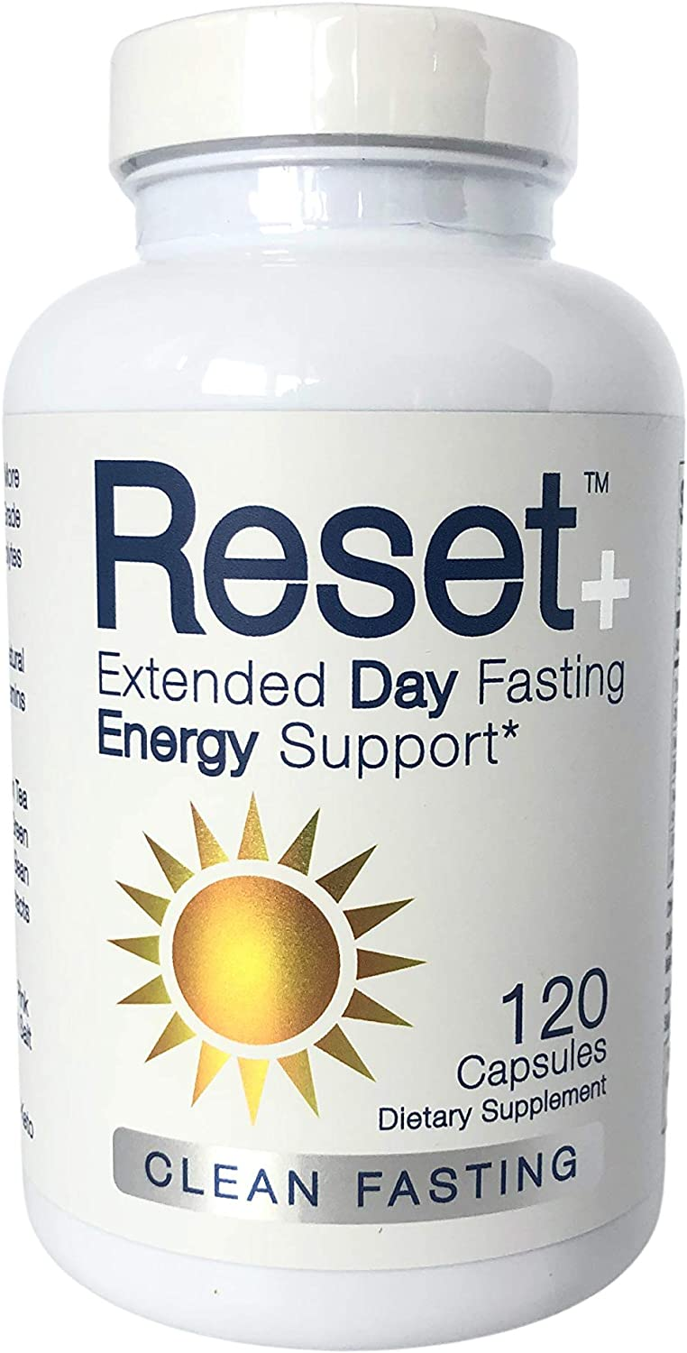 New RESET+ Extended Day In a popularity Max 75% OFF Clean Fasting Energy Grade High More El