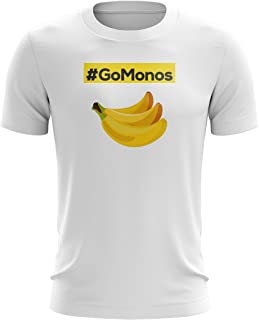 eMonkeyz Gomonos Camiseta Unisex Adulto