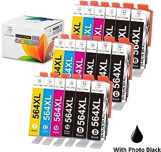 Best hp 7520 ink cartridges missing Reviews