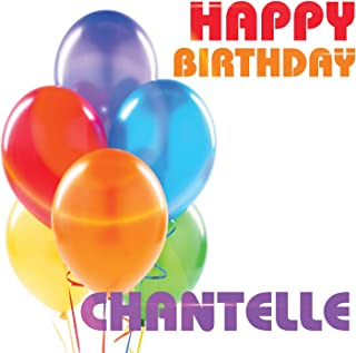 Best happy birthday chantelle Reviews