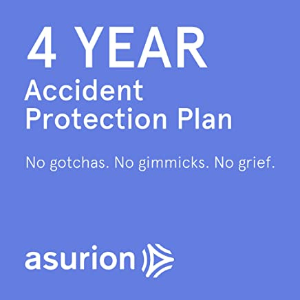 ASURION 4 Year Music Accident Protection Plan $25-49.99