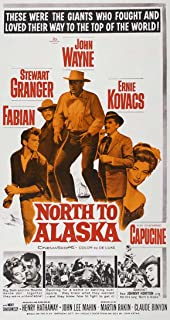North to Alaska POSTER Movie (27 x 40 Inches - 69cm x 102cm) (1960) (Style C)