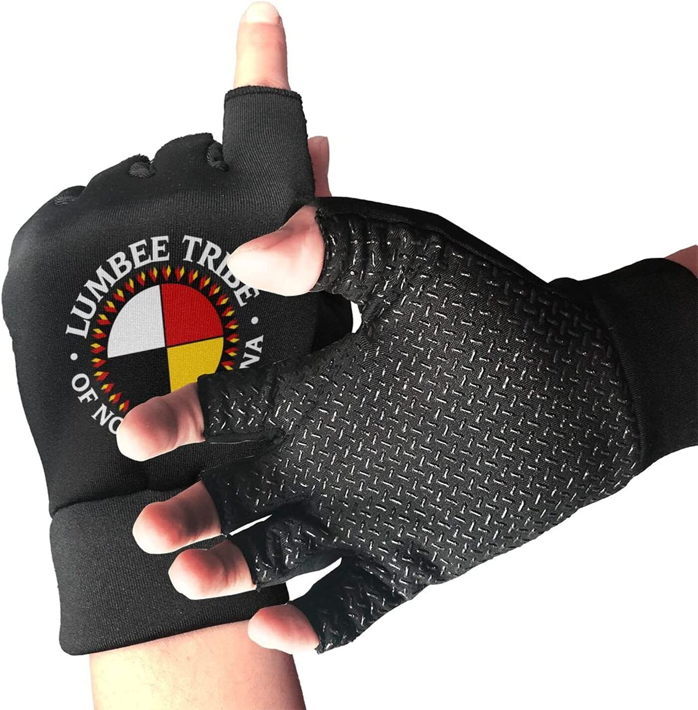 Lumbee Tribe of North Carolina Suitable Exerci for Sports Gloves Max Outlet SALE 72% OFF