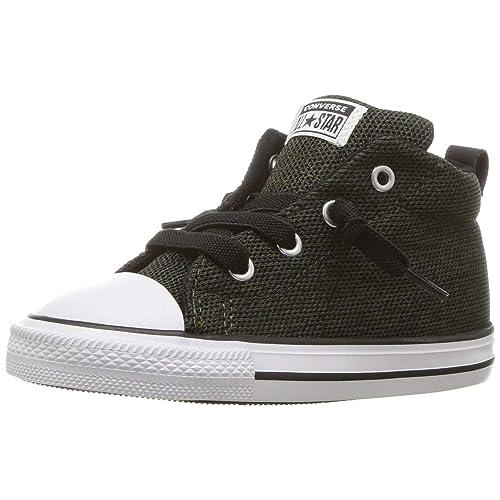 81ac53fa1cdf Converse Kids  Chuck Taylor All Star Street Mid Sneaker
