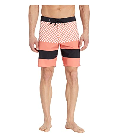 Vans Era Boardshorts 19 (Emberglow Checker) Men