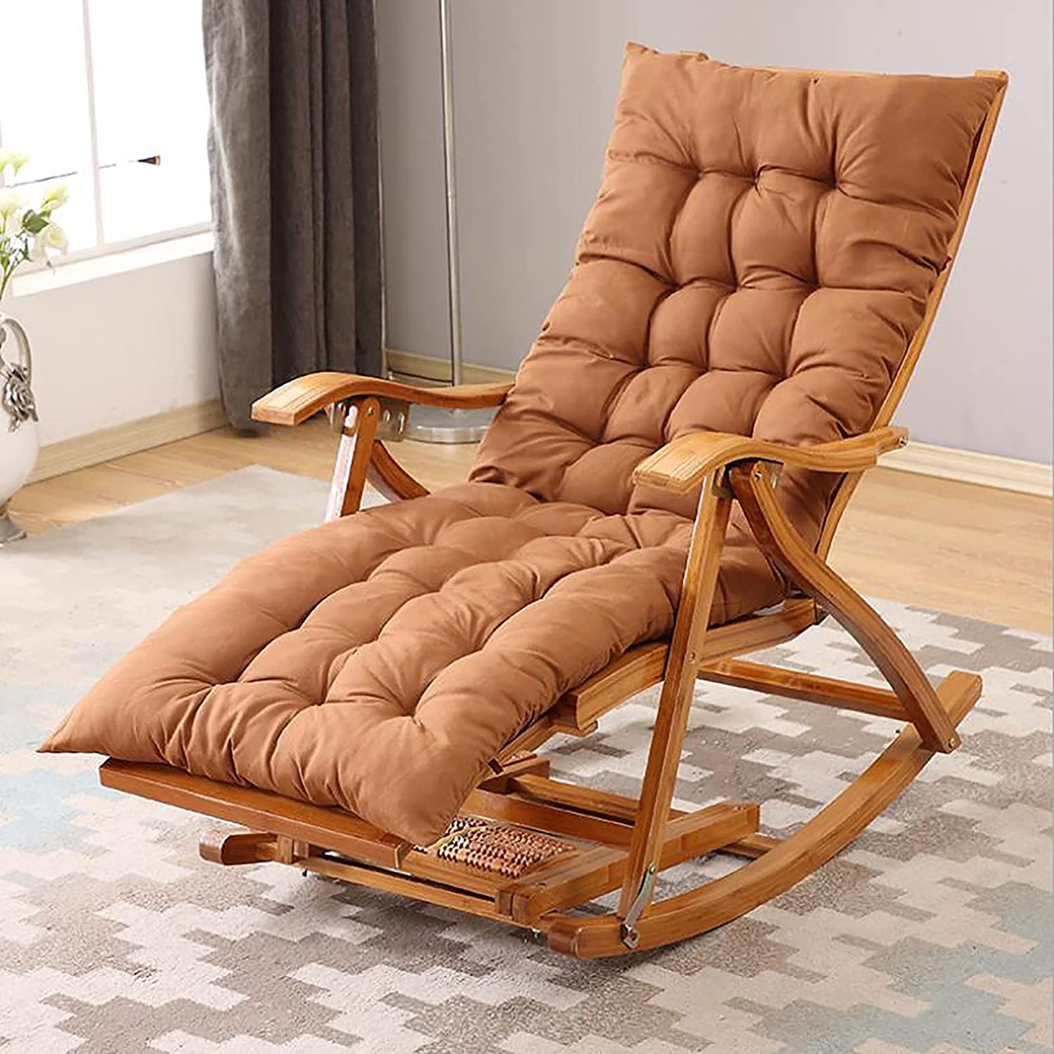 Sales of SALE items from new works Superior NqceKsrdfzn Rocking Chair Cushion Pad Lounger Sun