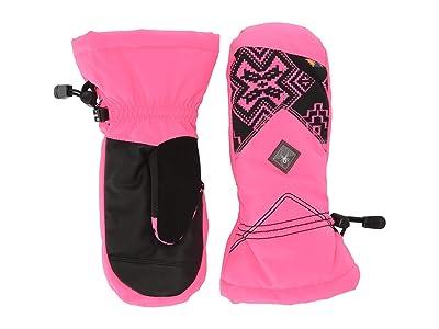 Spyder Kids Inspire (Little Kids/Big Kids) (Sweater Weather) Extreme Cold Weather Gloves