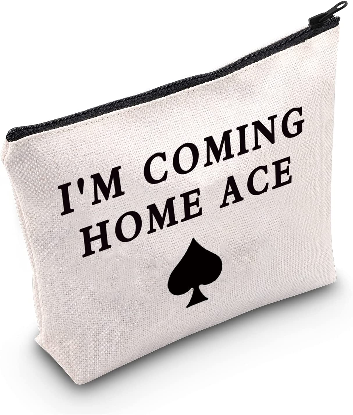 TSOTMO Ace of Spades Destiny survival kit Cosmetic Bag Gift Destiny Fans Gift I'm Coming Home Ace Cosmetic Bag Gift for Video GamersGuardians Gift (Come Home)