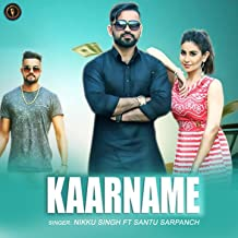 Kaarname (feat. Santu Sarpanch)