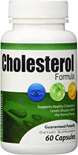Sponsored Ad - Cholesterol Formula (2 Pack) - Unique Blend of All-Natural Ingredients to Increase HDL & Lower LDL Levels |...