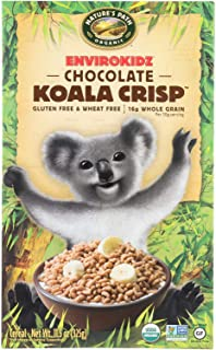 Envirokidz Organic Cereal - Koala Crisp - Case of 12 - 11.5 oz.