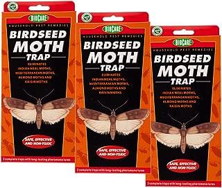 Springstar Bio Care Naturals S204 BioCare Birdseed Moth Traps
