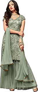 Fabzara Womens Net Dress Material