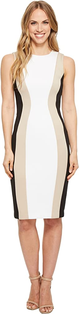 Calvin Klein - Color Block Sheath CD8M24JN