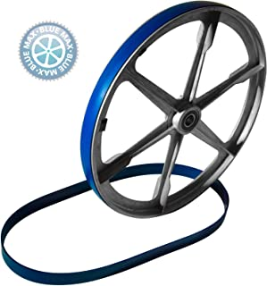 Workmas New Heavy Duty Band Saw Urethane 2 Blue Max 2 Tire Set FOR JET JWBS-12OS BAND SAW