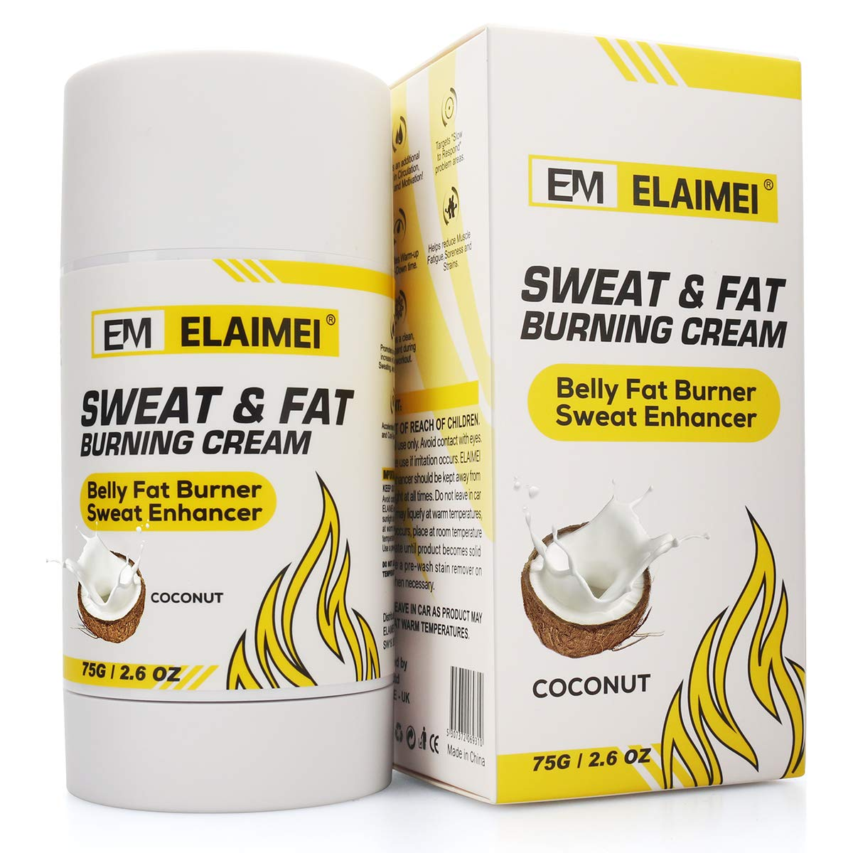 Hot Sweat Cream NEW before selling ☆ Extreme Free shipping anywhere in the nation Cellulite Firming Bod Slimming