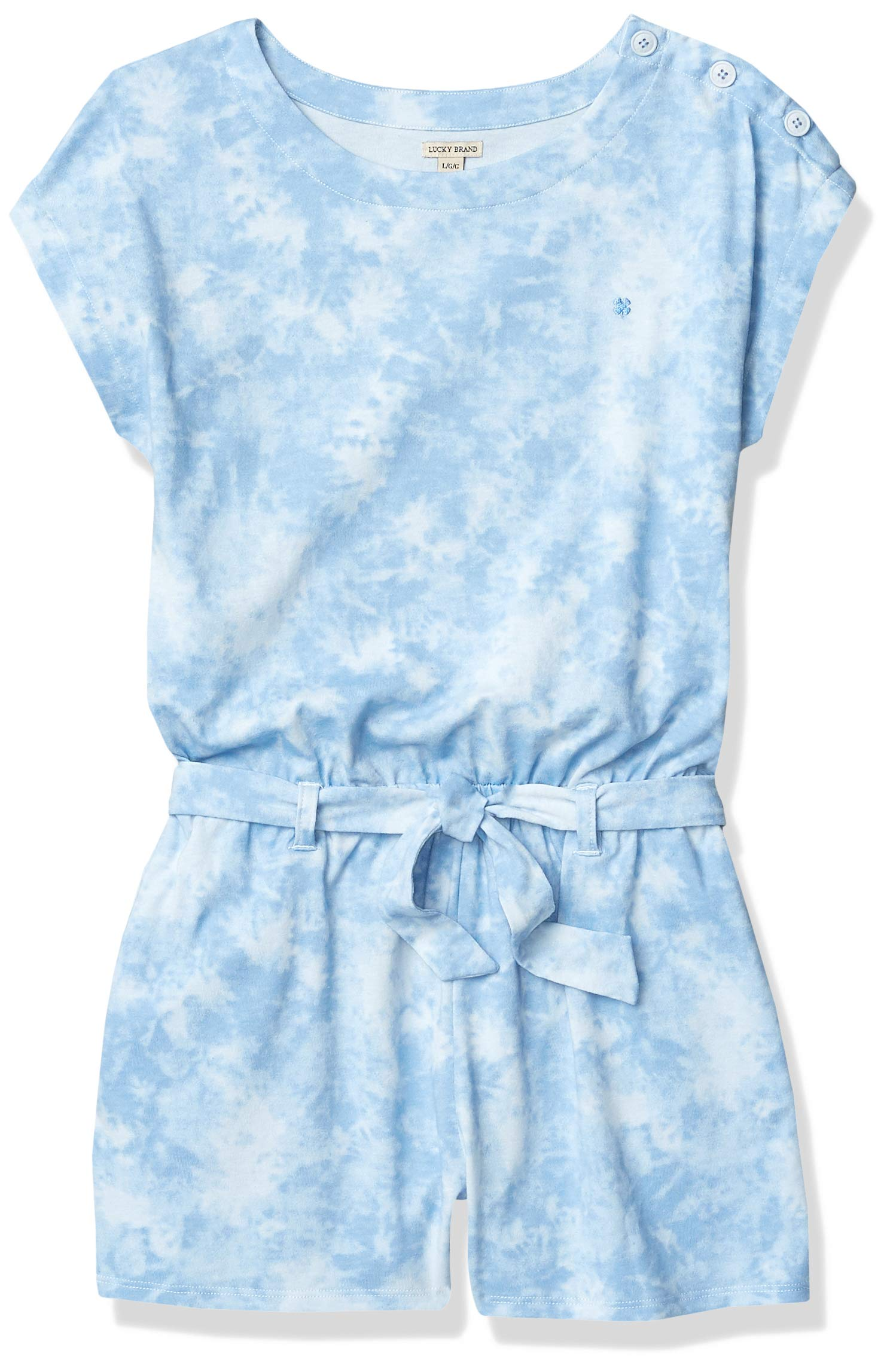 Lucky Brand Girls Romper