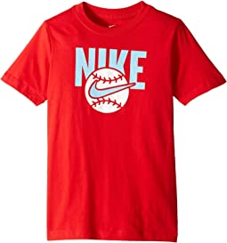 Sportwear Baseball T-Shirt (Little Kids/Big Kids)