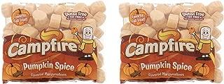 2 Pack Campfire Pumpkin Spice Marshmallows 8oz Per Pack