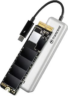 Transcend Mac専用SSD 480GB アップグレードキット(Thunderbolt 対応ケース付) MacBook Pro/MacBook Air/Mac mini/Mac Pro 用 【NVMe 高速モデル】 TS480GJDM855