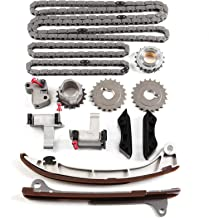 SCITOO Timing Chain Kit fits for 2003-2012 Toyota Tacoma 4Runner Tundra FJ Cruiser 4.0L DOHC