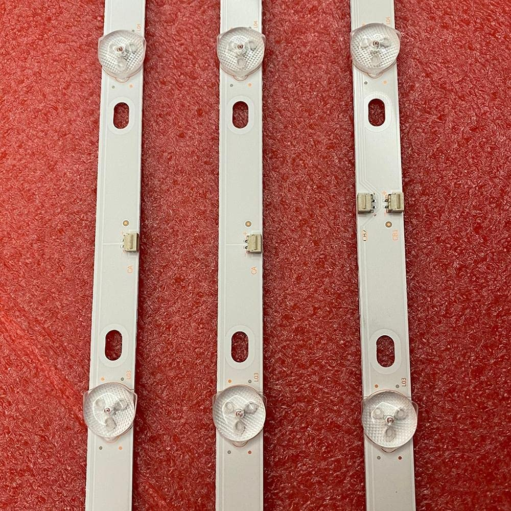 Replacement Part for Brand Cheap Sale Venue TV 3pcs set 8LED Backlight LED St Limited price 6v 828MM