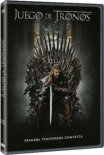 Juego De Tronos Dvd
