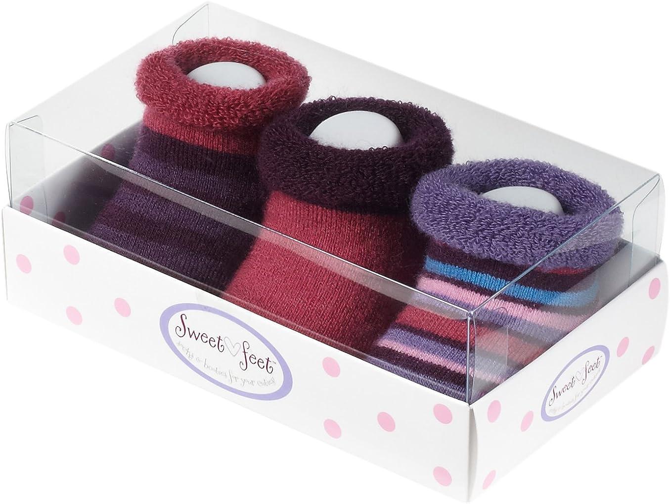 Country Kids Baby Girls' Newborn Winter Woolies Set