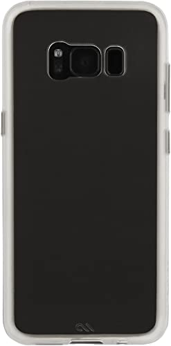 high quality Case-Mate Samsung Galaxy S8 Case 2021 - NAKED TOUGH - outlet online sale Clear online sale