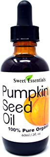 Organic Virgin Pumpkin Seed Oil   Imported From Austria   Various Sizes   100% Pure  Unrefined   Cold-Pressed   Natural Mo...